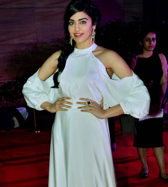 Adah Sharma at a fashion event in Mumbai. #Bollywood #Fashion #Style #Beauty #Hot #Sexy