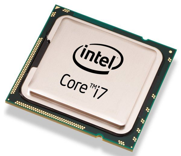 Intel Core i7 Eight Core Processor.
