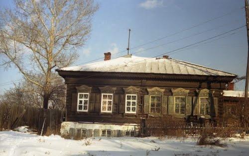 Иркутск уходящий. Декабрь 2006г by Taranovsky
