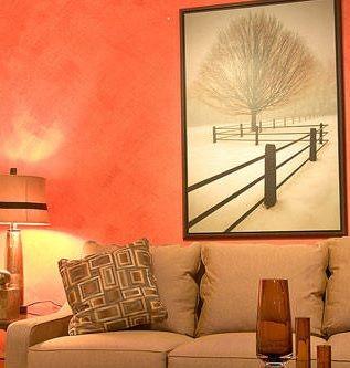 47 best PaintRight Colac Orange Interior Colour Schemes images on ...