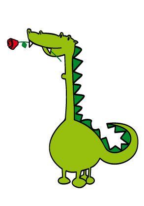 Afbeelding dino , thema dinosaurus voor in de kleuterklas