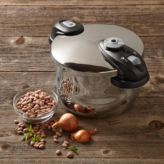 I feel like I could have a lot of fun with a pressure cooker