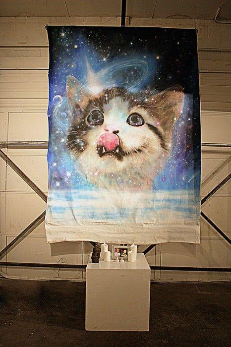 Ray Young Chu, Galactic Cat.