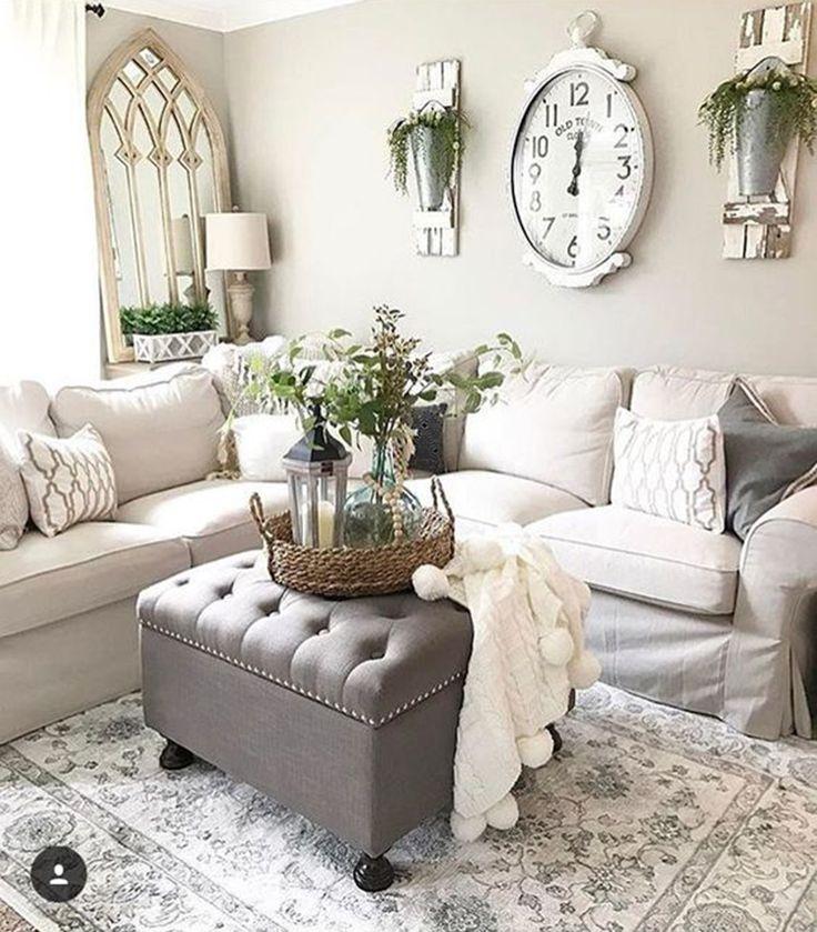 Unique Living Room Decor: 30+ Unique Rustic Living Room Decor And Design Ideas
