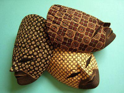 #mask #batik #ethnic Indonesian