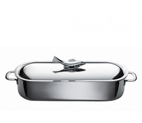 casserole sp ciale pour la cuisson des asperges ou du poisson spring inox 45 cm en vente sur. Black Bedroom Furniture Sets. Home Design Ideas