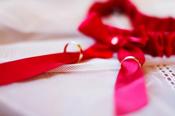 ноябрьская свадьба #wedding #red