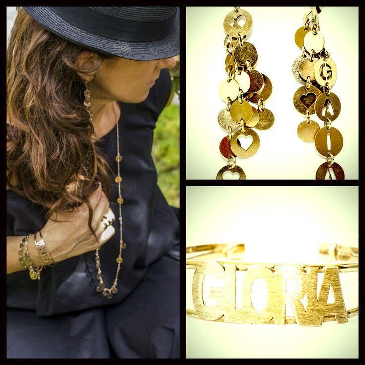 Collane orecchini bracciali anelli. Guarda tutta la collezione di Gaia Bijoux. Per info contattami via watsap.