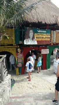 Reggae Beach Bar by lighthouse in Cozumel-Carretera a San Juan Km. 4, Zona Hotelera Nte., 77600 Cozumel, Q.R., Mexico