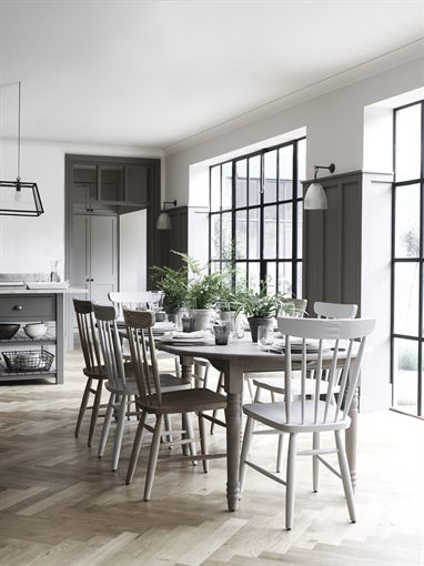 Neptune Sheldrake Extending Dining Table | Dining Room Furniture Great Pictures