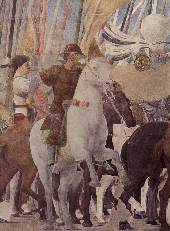 Piero della Francesca | The Legend of the True Cross | The Frescoes of San Francesco in Arrezzo