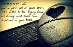Quotes about Basketball