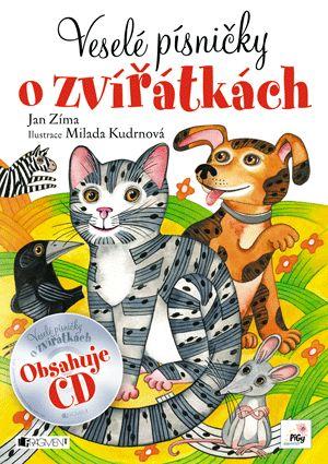 Veselé písničky o zvířátkách | www.fragment.cz