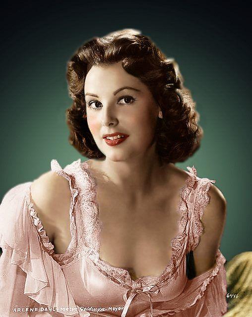 Miss Arlene Dahl