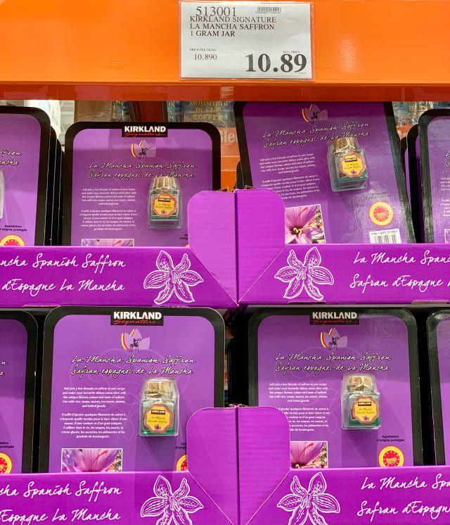 The Best Bargain I Found At Costco This Month Costco Saffron