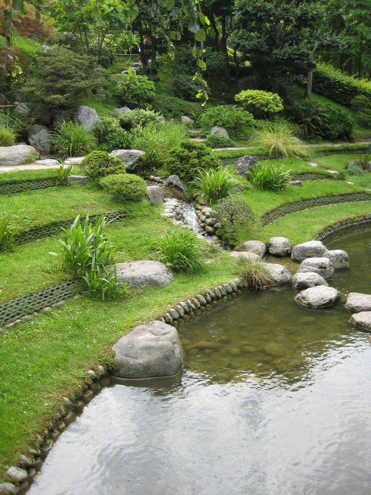Les 25 meilleures idées concernant jardin japonais moderne sur ...