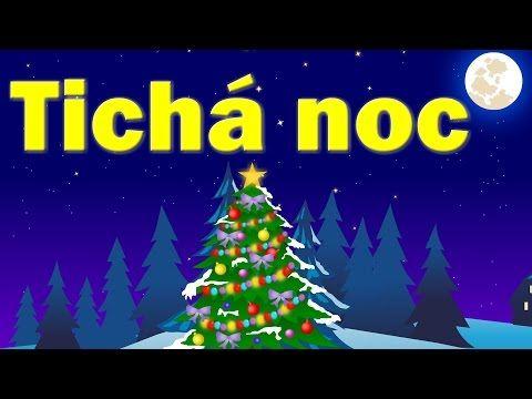 Tichá noc svätá noc   Vianočné piesne   Silent Night in Slovak   Christmas Carols - YouTube