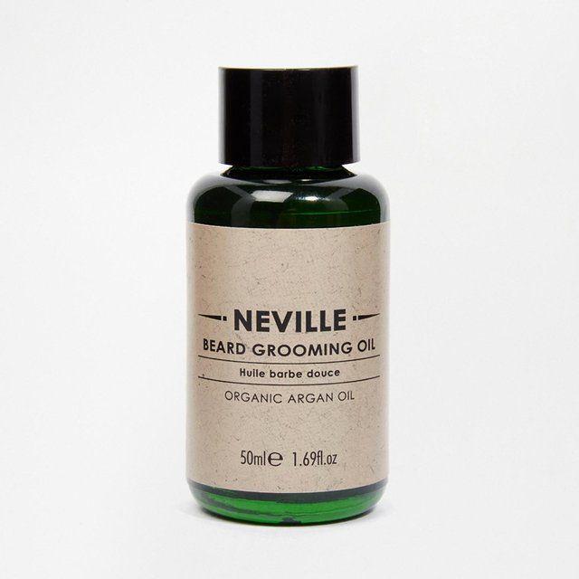 neville beard grooming argan oil personal grooming. Black Bedroom Furniture Sets. Home Design Ideas