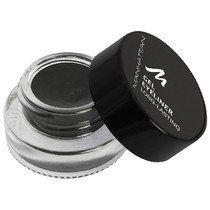 Manhattan Eyeliner/Kajal Nr. 1010N - Black Eyeliner 1.0 st