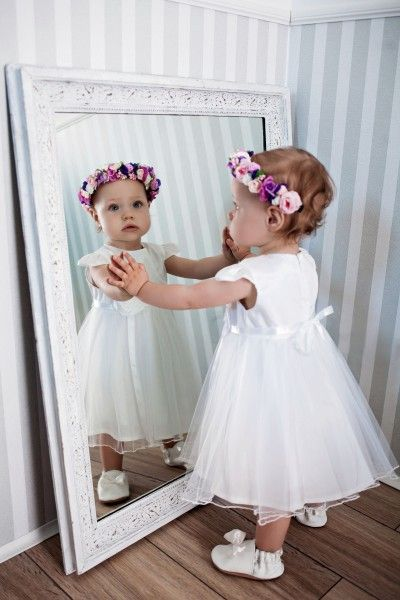 17 best Taufkleid images on Pinterest | Baby dresses, Christening ...