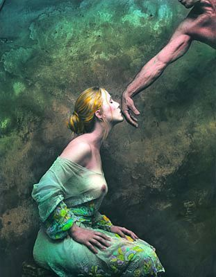 Deep Devotion of Veronika | photographs | Jan Saudek & Sarah Saudek