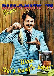 """Dan Aykroyd's sales pitch for the Bass-O-Matic on """"Saturday Night Live"""" in 1976 is so iconic that it's on a refrigerator magnet."""