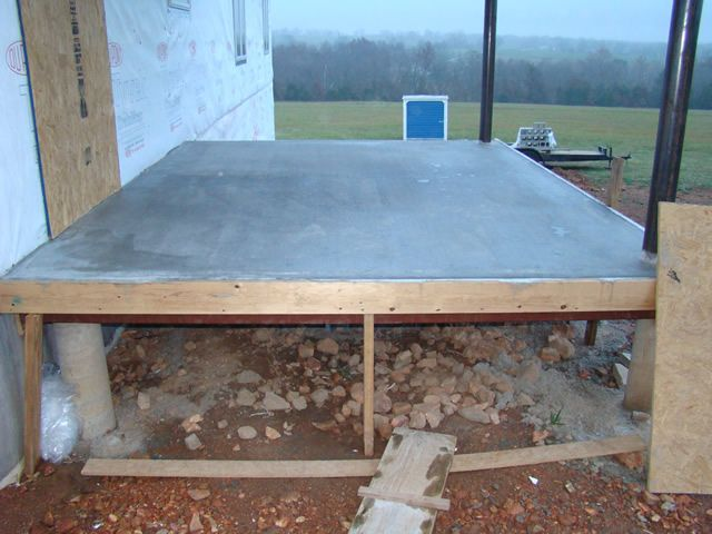 Building Concrete Decks : Concrete decks roofdeckfoamdecksetc g house