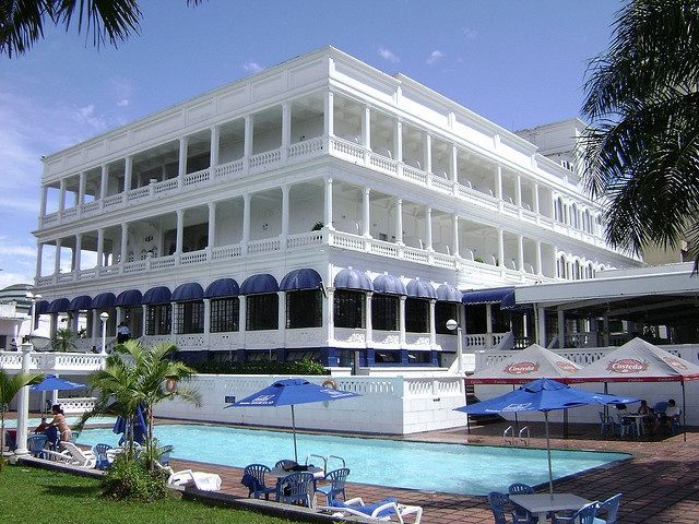Hotel Estacion ~ Buenaventura, Colombia                                         One of my favorite places!!