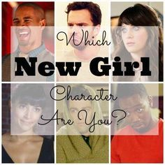 """Which """"New Girl"""" Character Are You? I got Jess, but I could have told you that before this test. ;)"""
