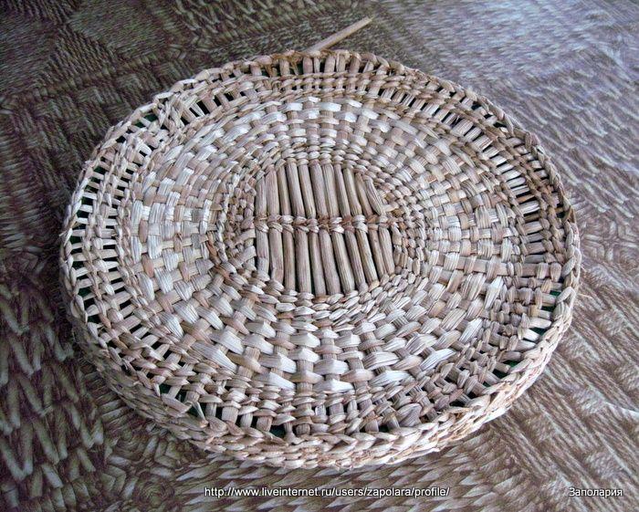 плетение из рогоза | Записи с меткой плетение из рогоза | Заполария : LiveInternet - Российский Сервис Онлайн-Дневников