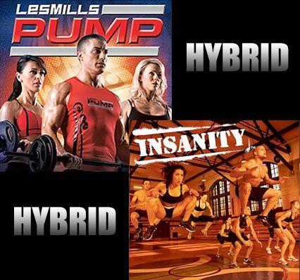 Les Mills Pump & Insanity Hybrid Workout http://www.beachbodycoach.com/esuite/home/lovinsfitnessco