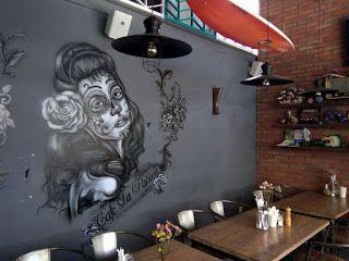 あさみのバリ倶楽部ブログ: Instagramを見て前から気になっていた、バランガン・ビーチ近くにある全然バリ島っぽくないけどお洒落なメキシカン・カフェ~Cafe La Pasion~