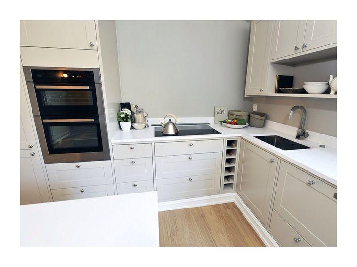 Project St.Haugen : Kitchen STRAI