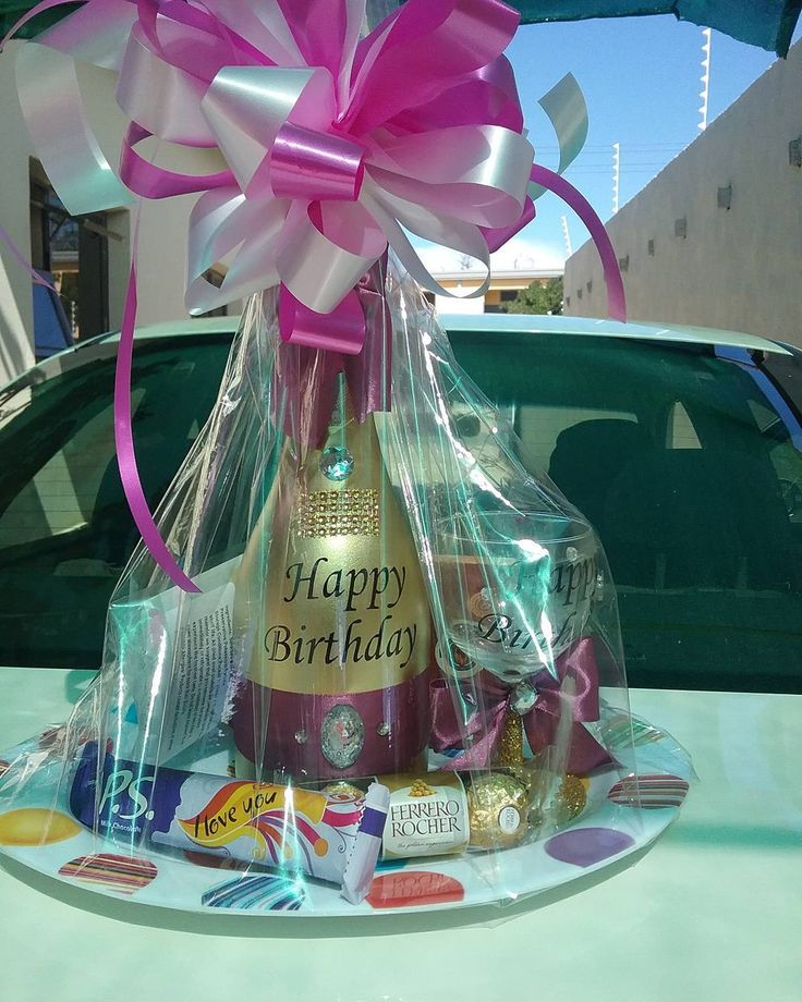 "32 Likes, 3 Comments - @Vibrant Dynamic Investment (@vdi_cc) on Instagram: ""Our Unique Birthday Hamper #personalizedgifts #birthdaygifts #unique #champagne #africanbusinesses"""