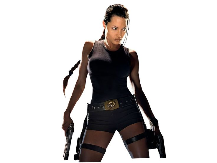 lara croft angelina jolie - Google Search