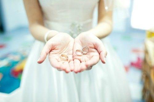 Gold Jewish Wedding Rings | The Big Fat Jewish Wedding