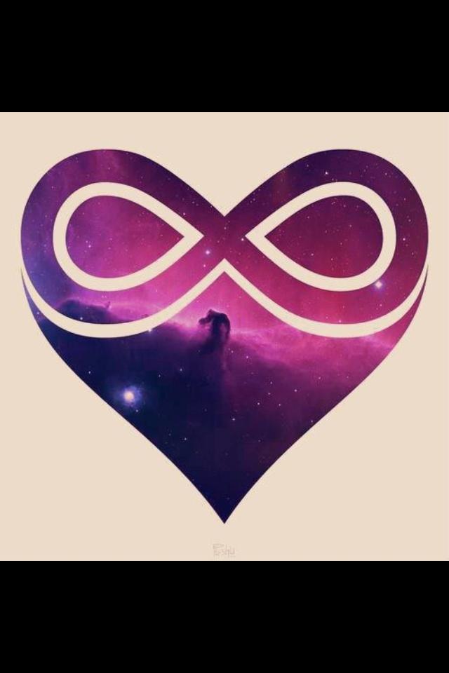 infinity heart! So cute