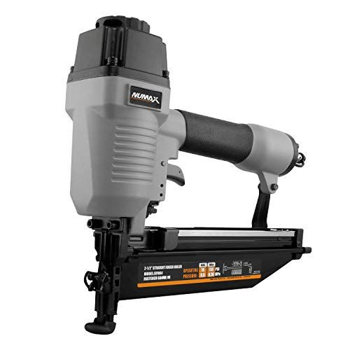Top 5 Best 16 Gauge Finish Nailer Reviews For 2020 Finish Nailer Nailer Installing Hardwood Floors