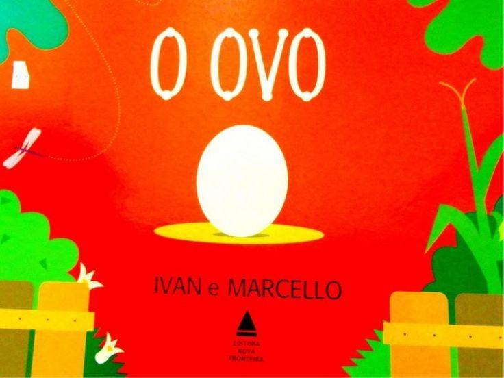 literatura infantil o ovo