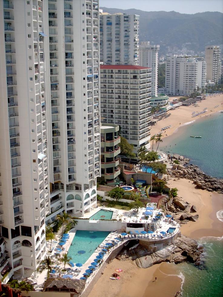 Hotel Las Torres Gemelas, 3.5 stars, Acapulco, Mexico