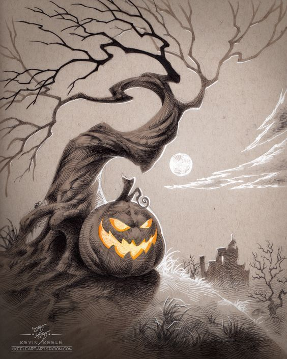 Find This Pin And More On Halloween Spooky Wallpaper By Keren Mundy