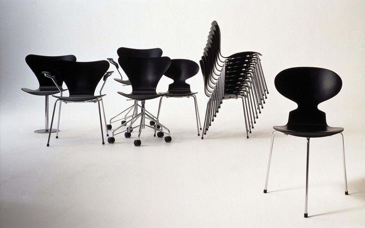 Arne Jacobsen. Арне Якобсен