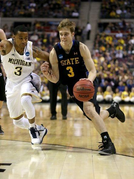 2013 - Nate Wolters: South Dakota State, Trey Burke: Michigan