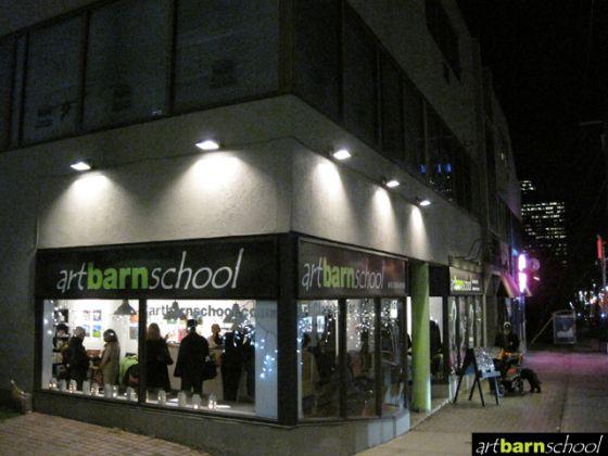 Raising Artbarn 2011