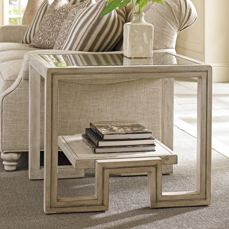 ... Home Brands Harper End Table   A Great Addition To Your Favorite Seat,  The Lexington Home Brands Oyster Bay Harper End Table Is A Coastal Style  Beauty.