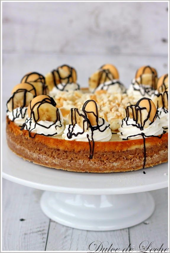 Dulce de Leche: Banánový cheesecake