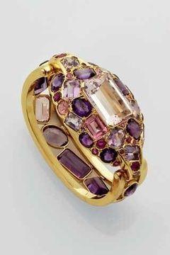 Bracelet Belperron Christies