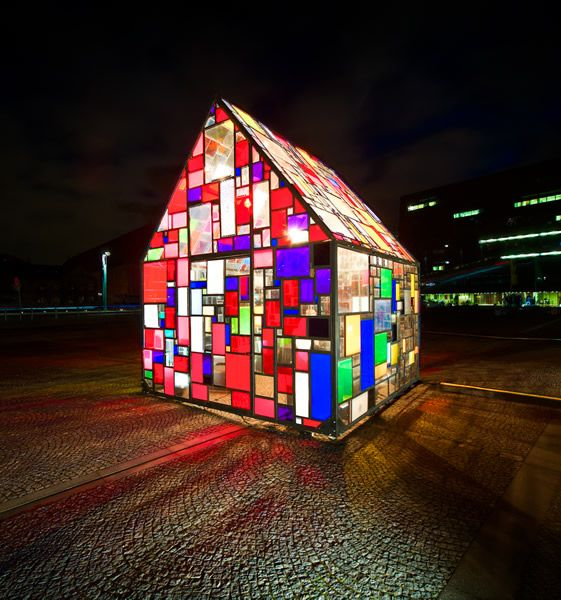 stained glass via http://www.tomfruin.com/work.html