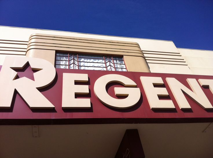 Regent Theatre, Hokitika, lovingly restored by local community, and well used as a venue for concerts, and community events