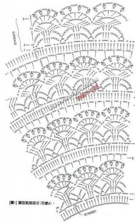 Round crochet de culasse